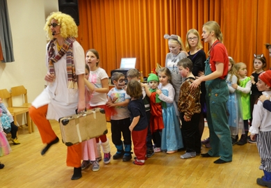 Kinderfasching in Zwettl