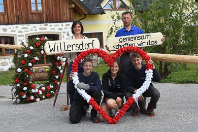 Willersdorf in Altenberg